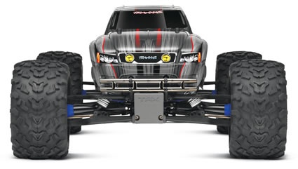 Traxxas E-Maxx brushless Edition 1:10 RTR 2.4 GHZ TQi ohne