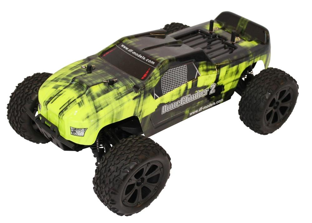 DF-Models Karosserie DuneClimber 2