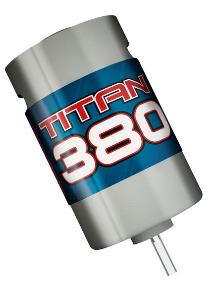 Traxxas Titan 380 Motor 18T 1:16