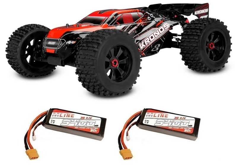 Team Corally - KRONOS XP 6S - 1/8 Monster Truck LWB - RTR -