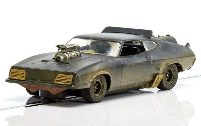 Scalextric Ford XB Falcon Matte Black Mad Max