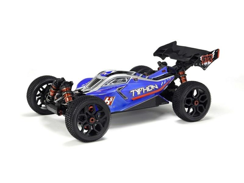 Arrma RC Typhon V3 6S BLX 4WD Buggy 2.4GHz