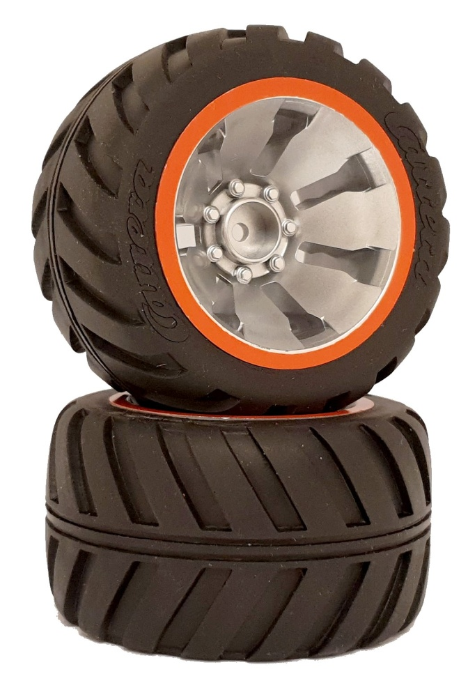 Carrera Profi RC Offroad Reifensatz Power Machine (2)
