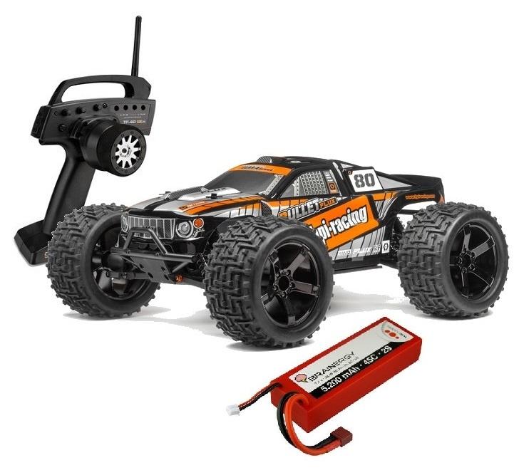 HPI Bullet ST Flux 4WD Elektro 2.4GHz RTR 1:10 - SPARSET1 -
