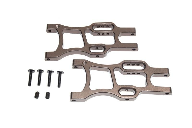 Absima Aluminium Querlenker hinten unten (2)