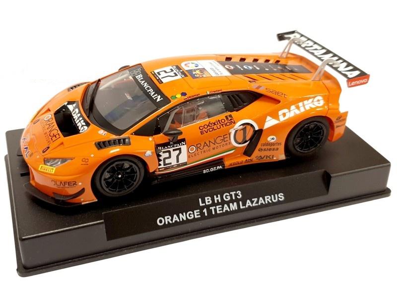 Sideways LB H GT3 orange 1 Team Lazarus