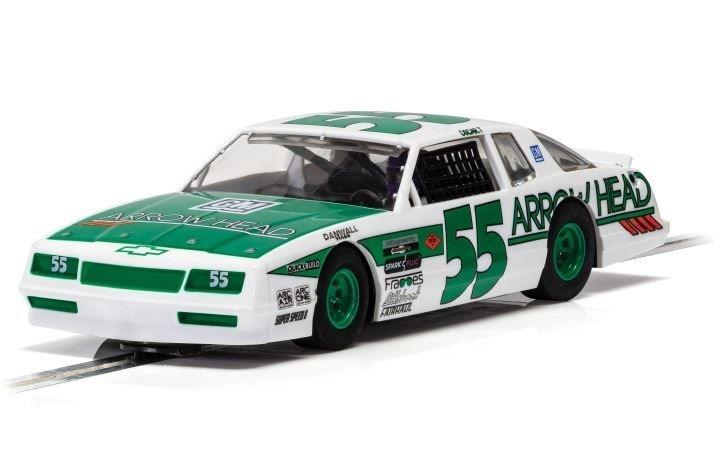 Scalextric 1:32 Chevrolet Monte Carlo - Grün/Weiss