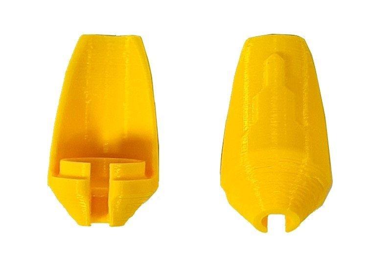 JS-Parts ultraflex Dämpferschützer gelb