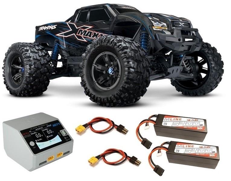 Traxxas X-Maxx 8S 4x4 BL E-Monster-Truck VXL TQi2.4GHz RTR