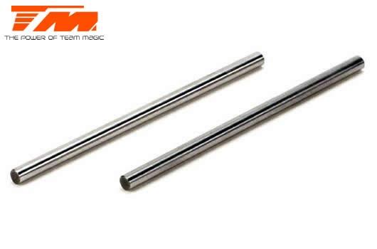 Team Magic Spare Part - E5 - Lower Arm Hinge Pin (2 pcs)
