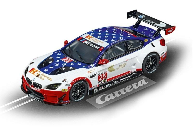 Carrera Digital 132 BMW M6 GT3 Team RLL, No.25