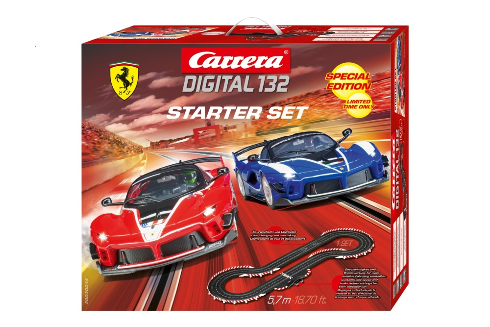 Carrera Digital 132 - Starter Set 2020