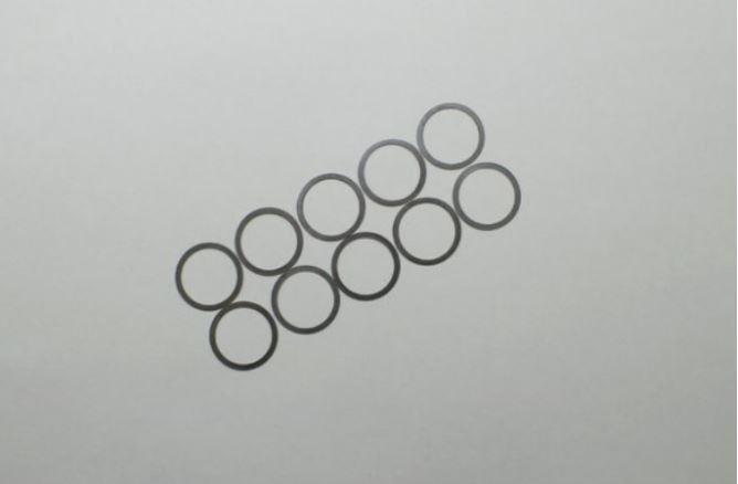 Kyosho Distanzscheiben 13x16x0.15mm