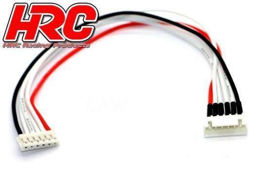 HRC Ladekabel Verlängerung Balancer - 5S JST XH(M)-EH(F) -
