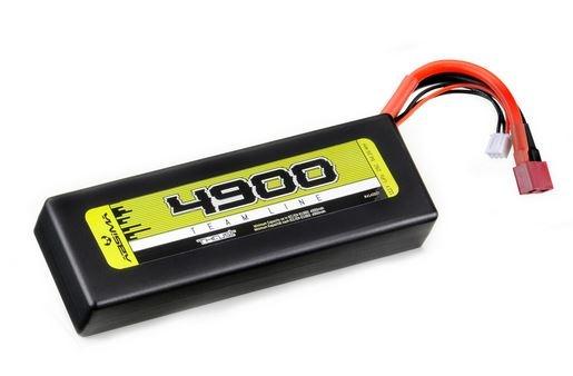Absima LiPo Stick Pack 11.1V 25C 4900mAh Hardcase T-Plug