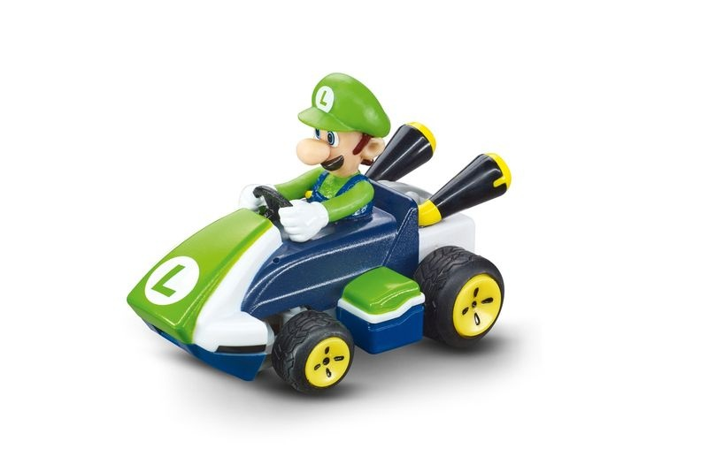 Carrera RC 2,4GHz Mario Kart(TM) Mini RC, Luigi