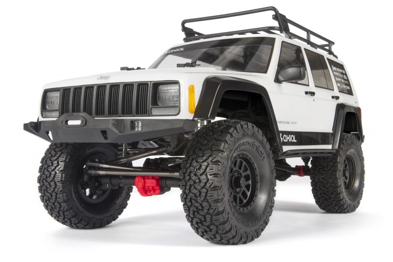 Axial SCX10 II 2000 Jeep Cherokee 4WD Elektro Kit 1:10