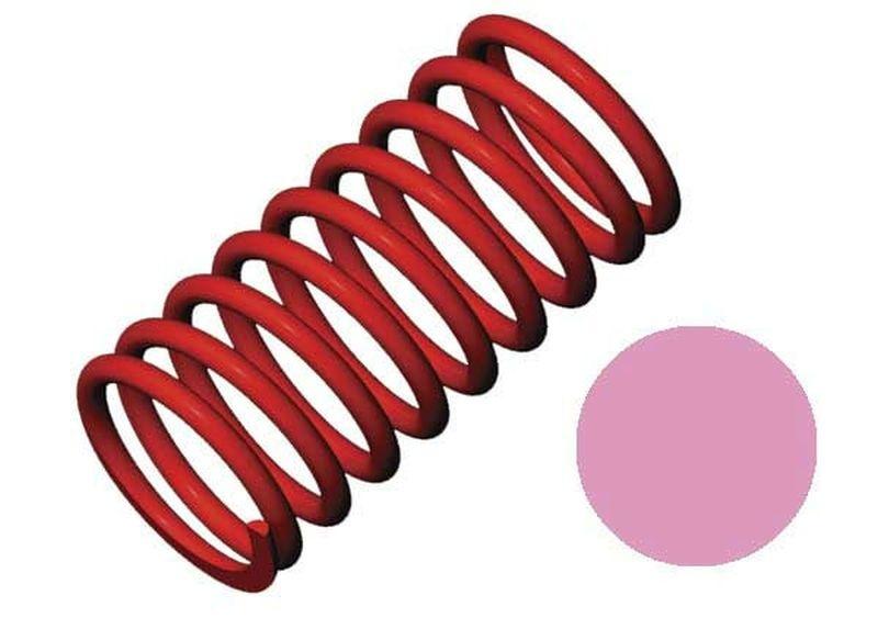 Traxxas Dämpferfeder GTR 5.4 pink Revo