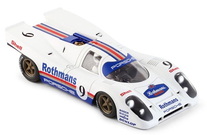 NSR Porsche 917k - Rothmans # 9  - SW Shark 20K