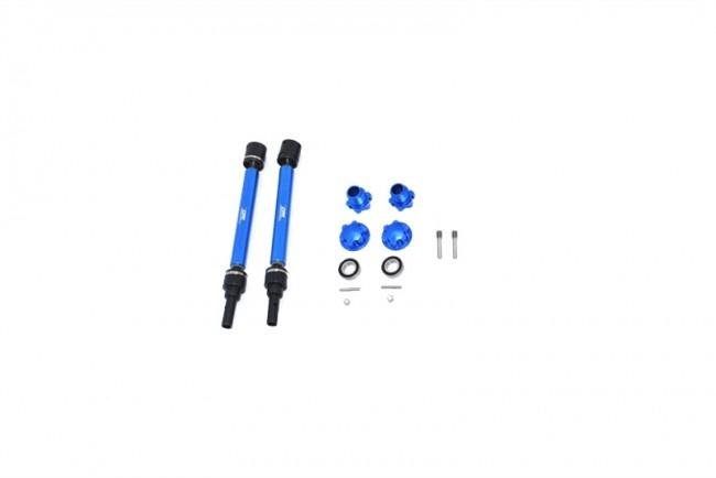 GPM Harden Steel+Aluminum F/R Adjustable CVD Drive Shaft+