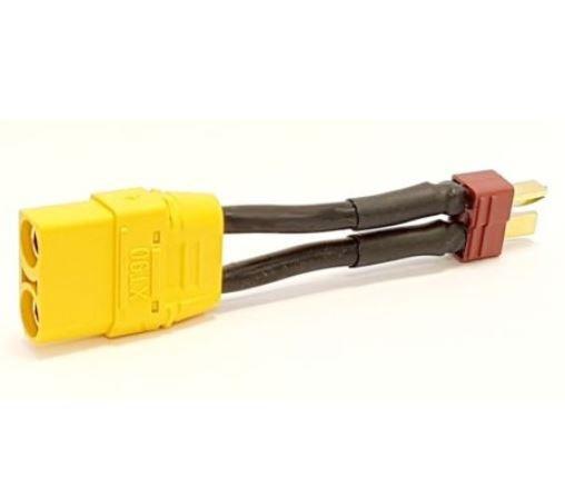 Adapterkabel XT90 Buchse auf T-Plug Stecker (1)