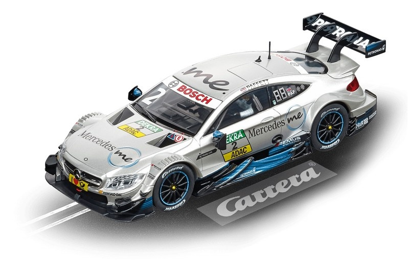 Carrera Digital 132 Mercedes-AMG C 63 DTM G. Paffett, No.2