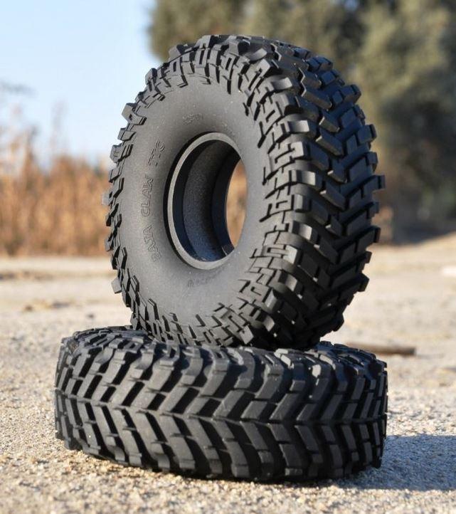 RC4WD Mickey Thompson 1.9 Baja Claw TTC Scale Tires, 1 Paar