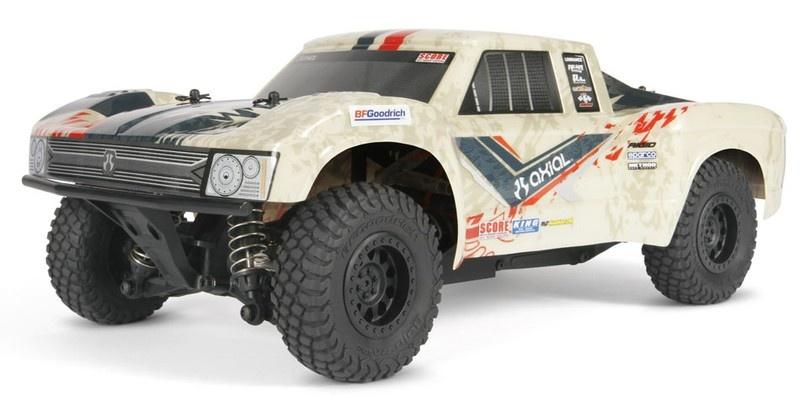 Axial Yeti Jr.SCORE 4WD Trophy Truck RTR 1:18