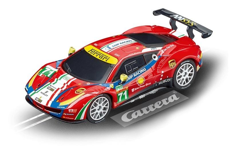 Carrera Go!!! Ferrari 488 GTE AF Corse, No. 71