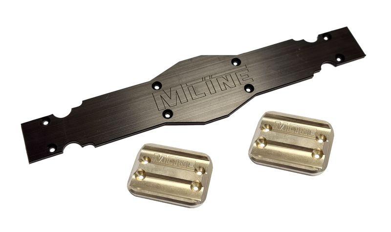 MLine Alu/HD-Tuning 7075 CNC Safety Komplettset