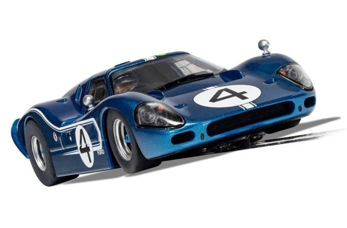 Scalextric 1:32 Ford GT MKIV 1967 LeMans #4 HD