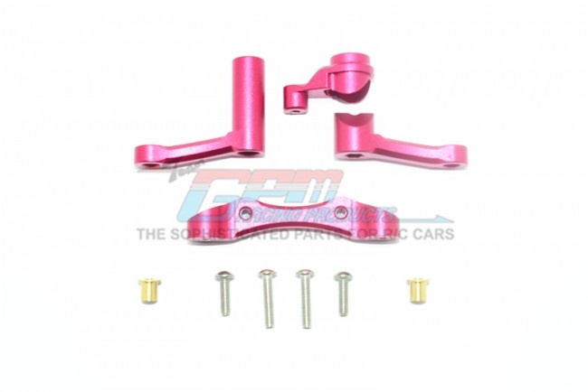 GPM aluminium steering assembly - 10PC SET for Baja Rey