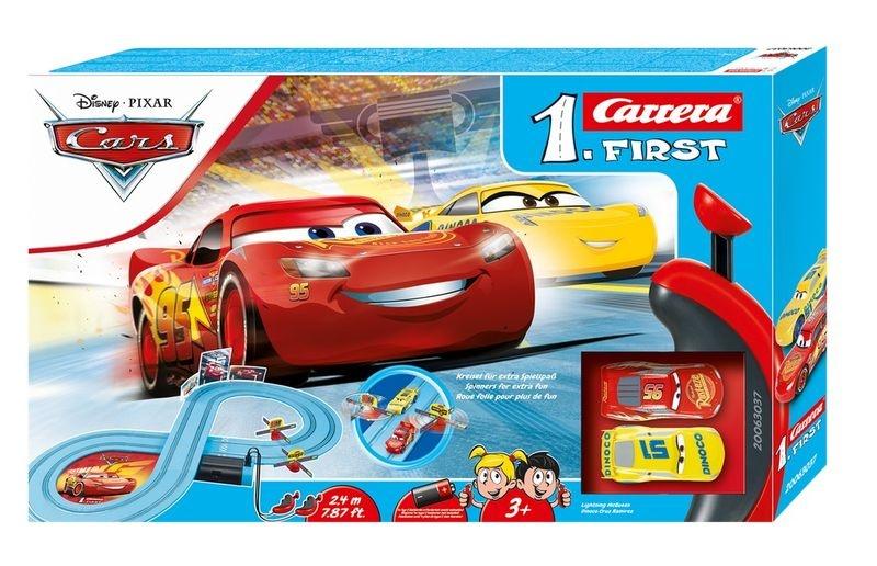 Carrera FIRST Disney·Pixar Cars - Race of Friends