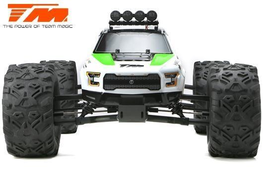 Team Magic E6 Raptor 4WD Elektro Monster Truck Brushless