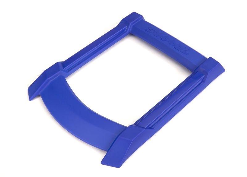 Traxxas Dach Skid-Platte blau (erfordert TRX7713X)