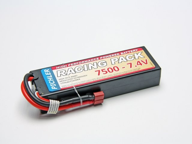 Pichler LiPo Racing Pack 7500mAh - 7.4V