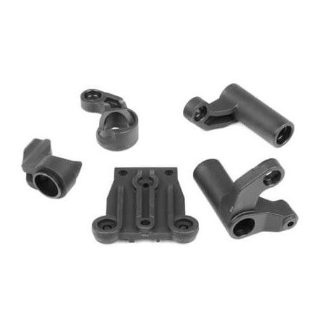Tekno RC TKR9104 - Bell Cranks and Top Plate (2.0)