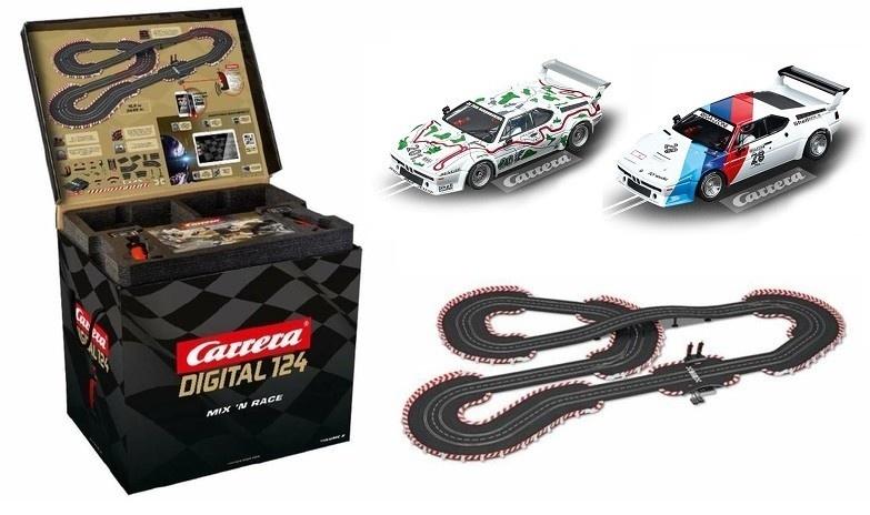 Carrera Dig. 124 Mix n Race Volume 2 Classic Cars