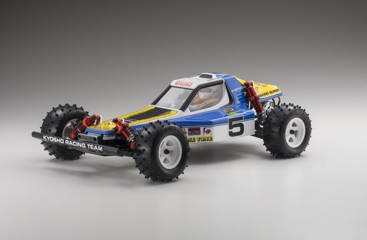 Kyosho Optima 4WD Kit Legendary Series Bausatz 1:10