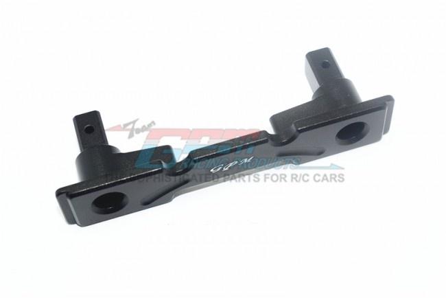 GPM aluminium rear body post mount - 1 PC SET for Traxxas