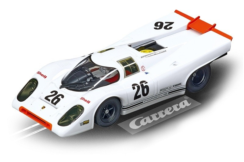 Carrera Evolution Porsche 917K No.26