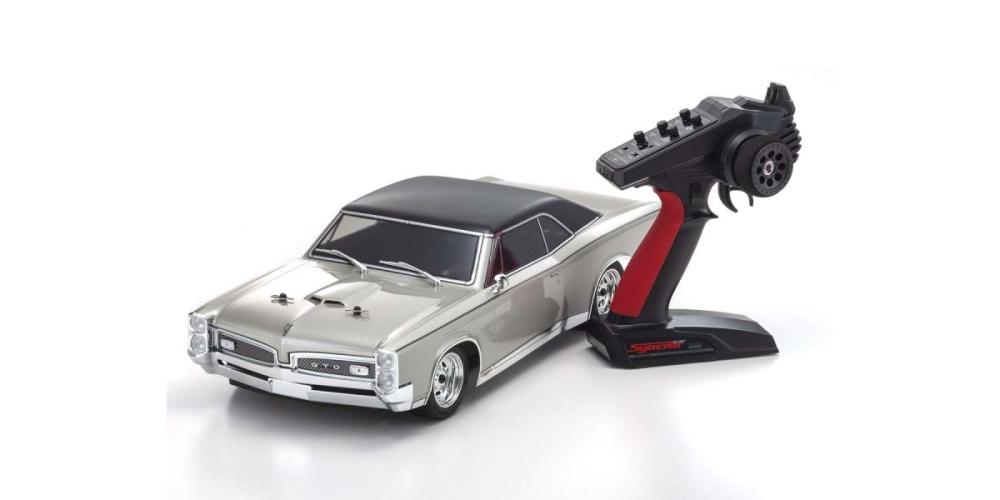 Kyosho FAZER MK2 (L) Pontiac GTO 1967 2.4GHz 1:10 Readyset