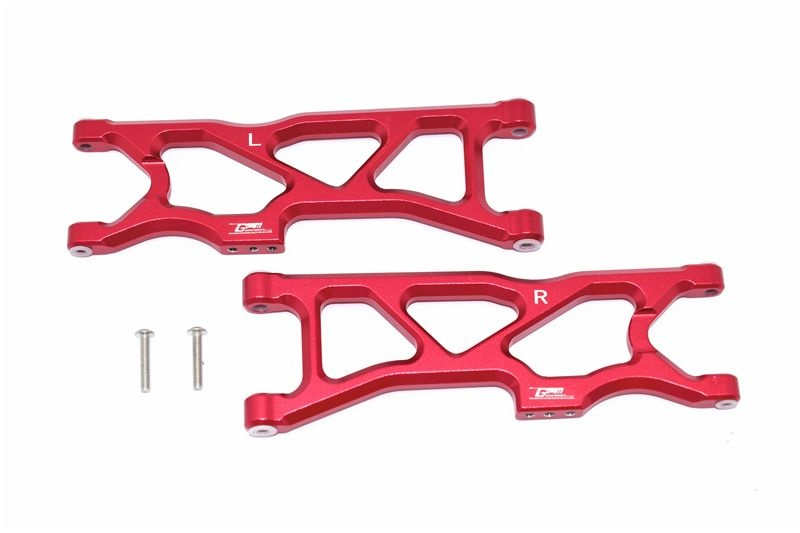 GPM Aluminum Rear Lower Arms 4PC Set for
