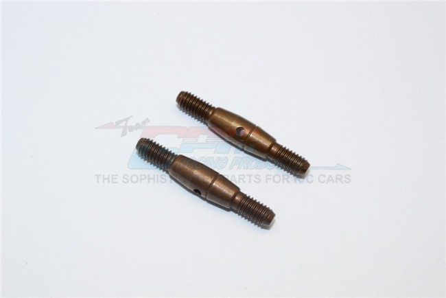 GPM spring steel 4mm clockwise+anticlockwise turnbuckles