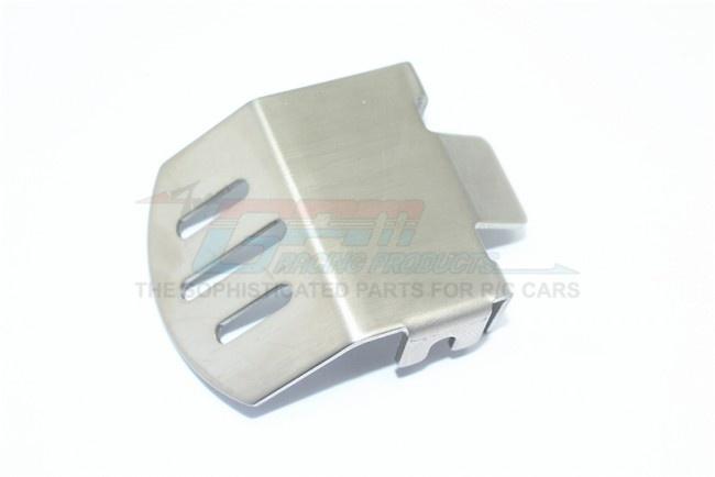 GPM aluminium f/r gear box bottom protector mount for TRX-4