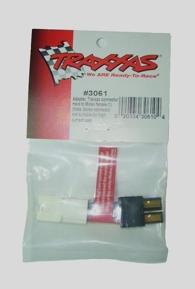 Traxxas Adapter TRX-Stecker/Molex Buchse