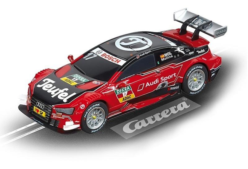Carrera Go!!! Teufel Audi RS5 DTM M.Molina,No.17