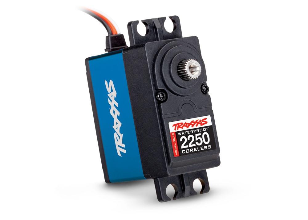 Traxxas Servo 2250 Digital High-torque 330 Coreless, Metall-