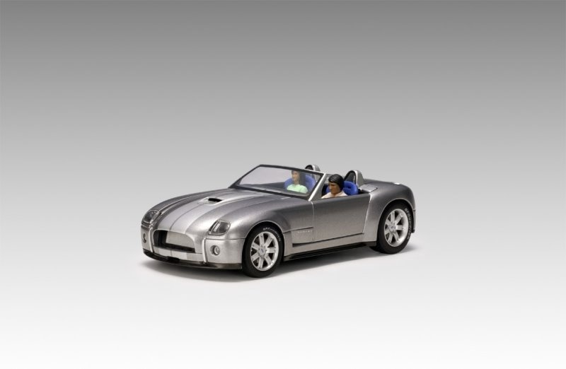 AutoArt Ford Shelby Cobra Concept Car 2004