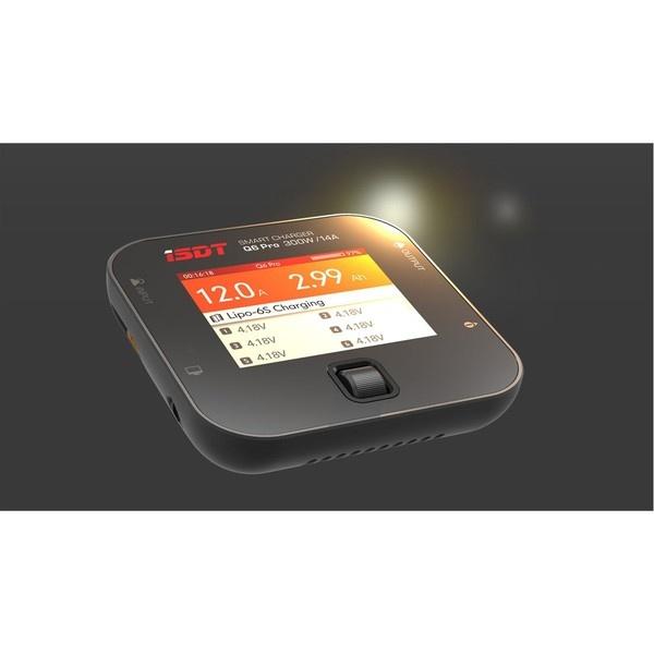 ISDT Q6 PRO 300W 7-32V / 15A SMART Ladegerät